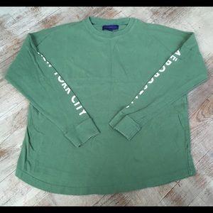 Aeropostale Men's long sleeve t-shirt size small